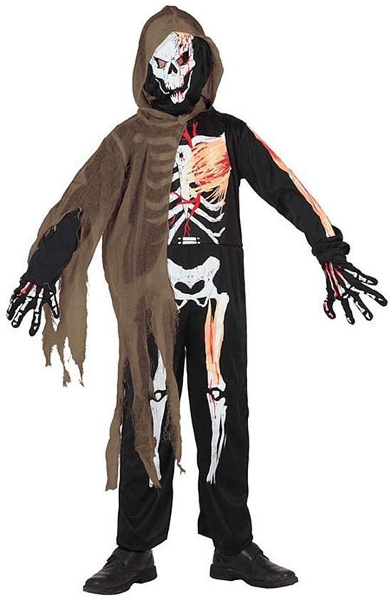Halloween Verkleedkleding Kind.Skelet Kostuum Voor Kinderen Verkleedkleding