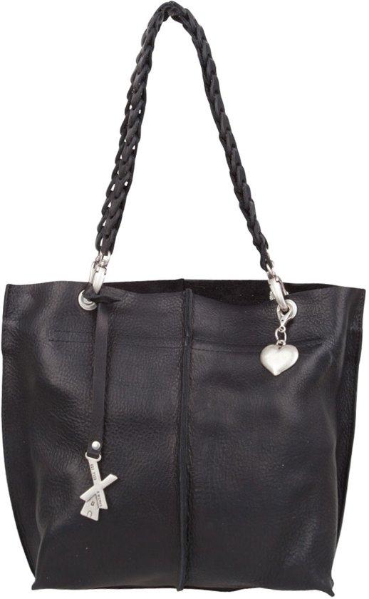 X Works Schoudertassen Lysanne Small Bag Zwart