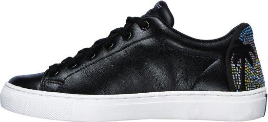 Skechers Side Street Sunset Walks Zwart Sneakers Dames (73545 Blk)