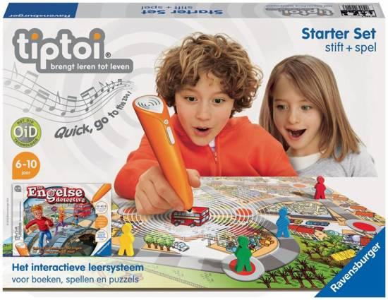 tiptoi® starterset spel Engelse detective