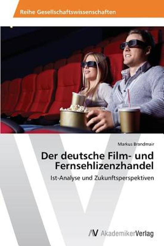 Der Deutsche Film- Und Fernsehlizenzhandel