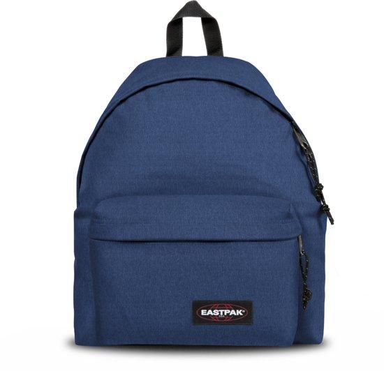 ad803bd6f7c bol.com | Eastpak Padded Pak'R Rugzak - Crafty Blue - Tas blauw
