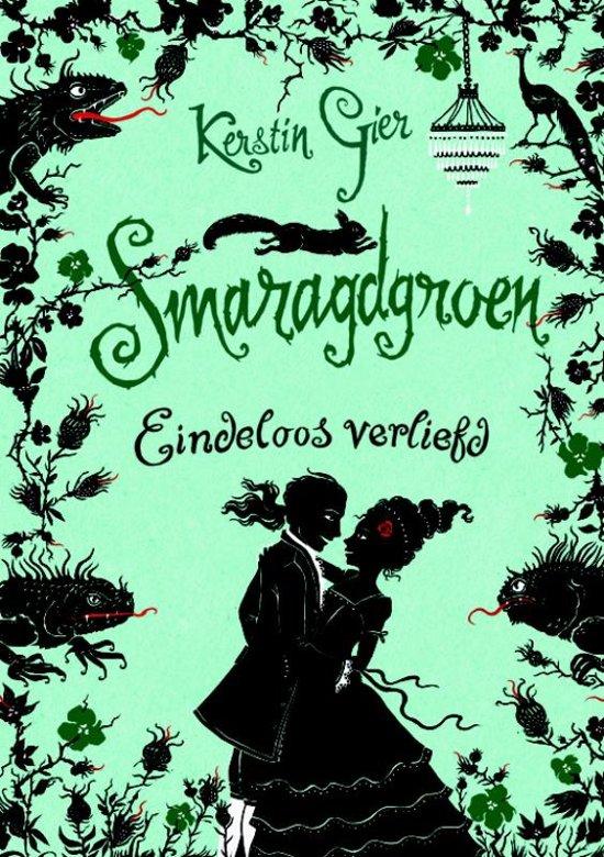 Smaragdgroen - Eindeloos verliefd