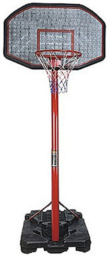 Basketbalstandaard (hoogte is instelbaar)