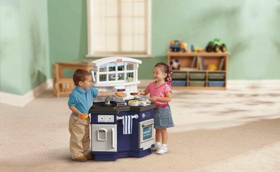 Little Tikes Keuken : Little tikes keuken side by side speelkeuken