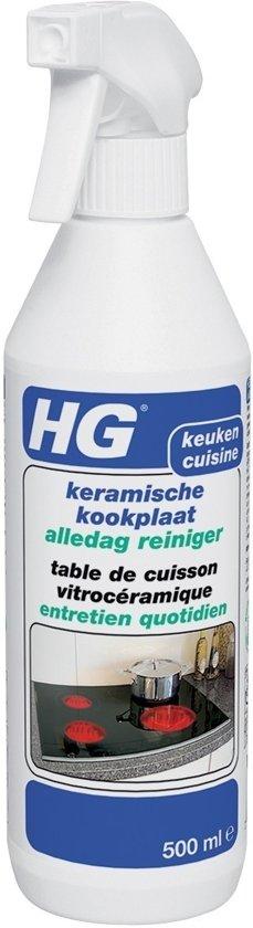 HG Keramische Kookplaatreiniger - 500 ml