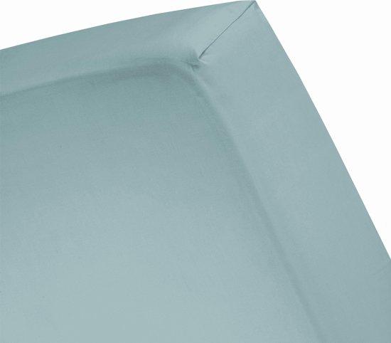 Cinderella - Hoeslaken (tot 25 cm) - Jersey - 80/90x200 cm - Mineral