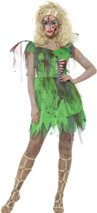 Fee Kostuum Dames.Zombie Fee Kostuum Voor Dames Volwassenen Kostuums