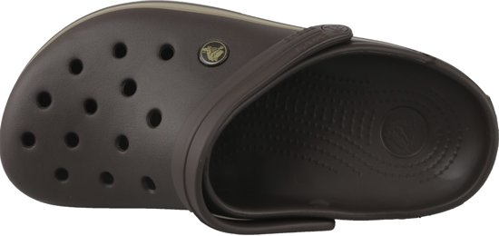 39 Crocs Crocbandslippers Unisex Bruin Maat 40 Hx7Uw
