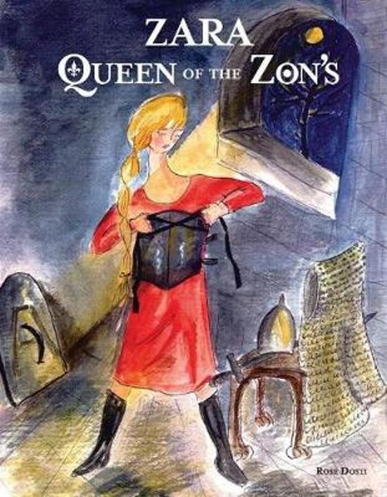 Zara, Queen of the Zon's