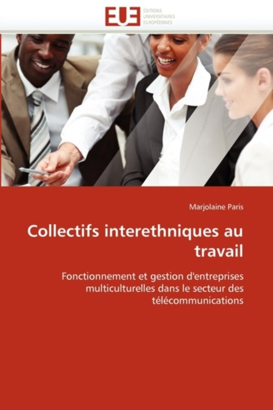 Collectifs Interethniques Au Travail