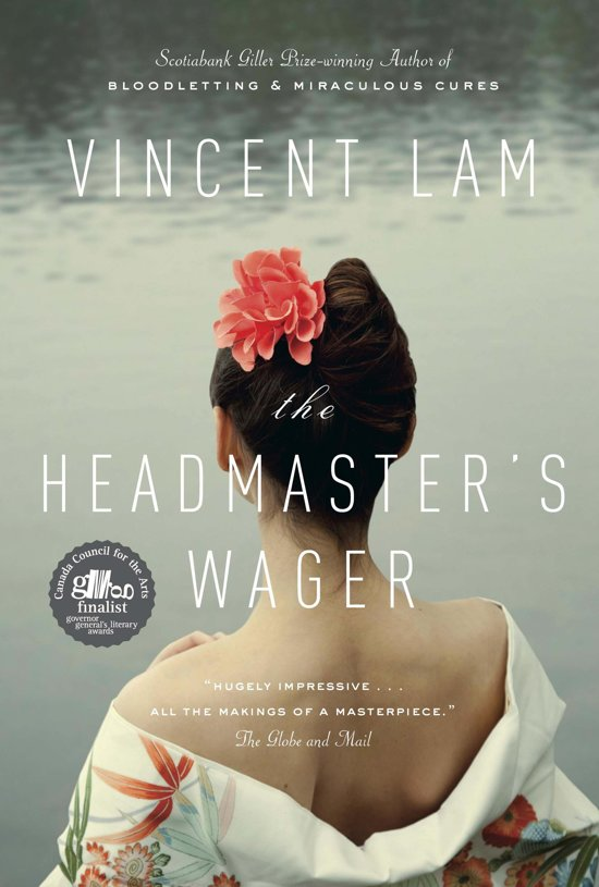 Bol The Headmasters Wager Ebook Vincent Lam