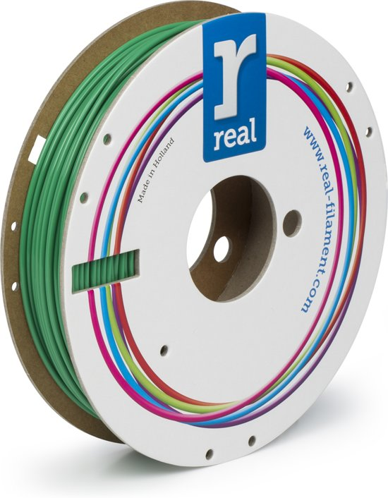 REAL Filament PLA groen 2.85mm (500g)