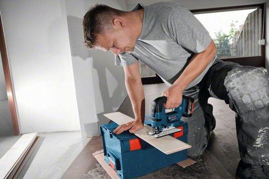 Bosch Decoupeerzaag GST 18 V-LI in doos (zonder accu/lader) (Prijs per stuk)