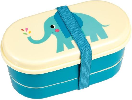 Bentobox/ lunchbox Olifant
