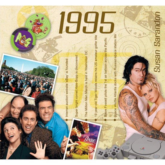 A time to remember, 20 original Hit Songs of 1995