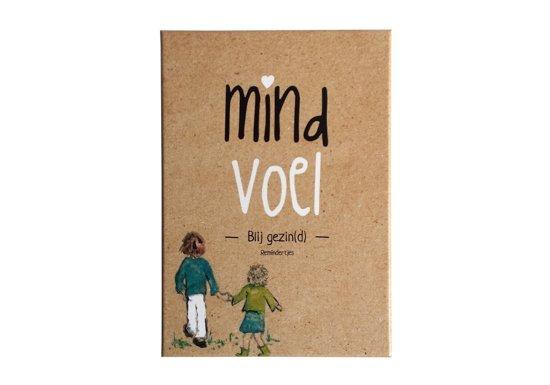 Mindfulness kaartjes voor ouders en kinderen