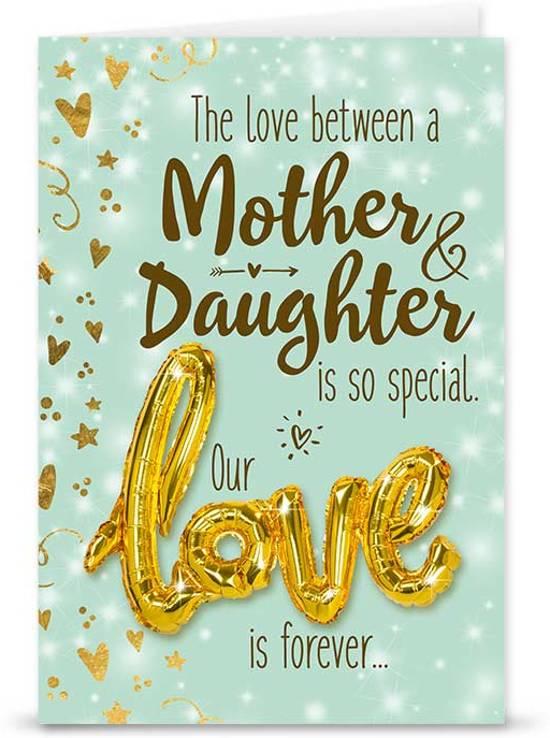 "Love ballon ""Mother & Daughter"""