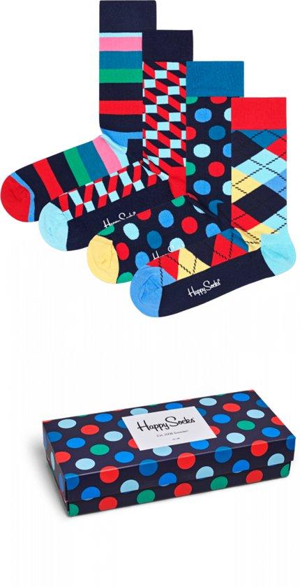 Happy Socks Big Dot Special Giftbox - Maat 41-46
