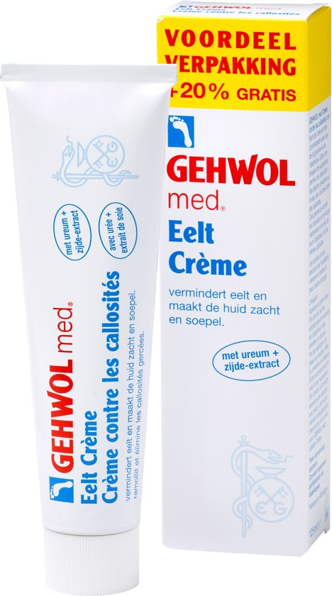 Gehwol Eelt Crème - Tube 125 ml - Voordeelverpakking
