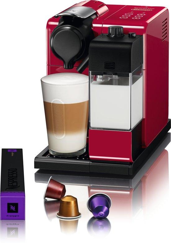 האופנה האופנתית bol.com | Nespresso De'Longhi Lattissima Touch EN550.R ON-18