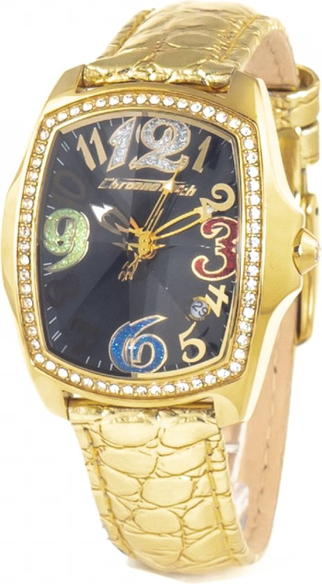 Chronotech - Horloge Dames Chronotech CT7896LS-69 (33 mm) - Unisex -
