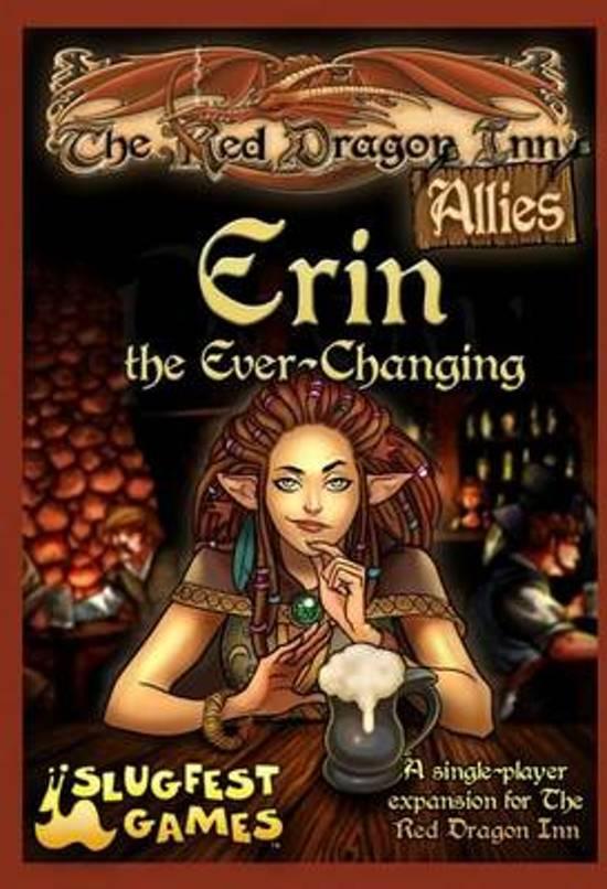 Afbeelding van het spel Red Dragon Inn: Allies - Erin Ever-Changing