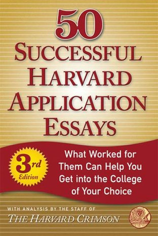 most successful harvard college essays It's been a long time since i penned my college application essays, but that doesn't mean i don't still appreciate them on the contrary: i think memorable college admissions essays are to be applauded why because anyone.
