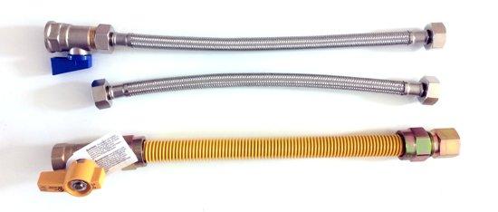 Uitzonderlijk bol.com | Wagaparts aansluitset voor diverse geisers flexibele II93
