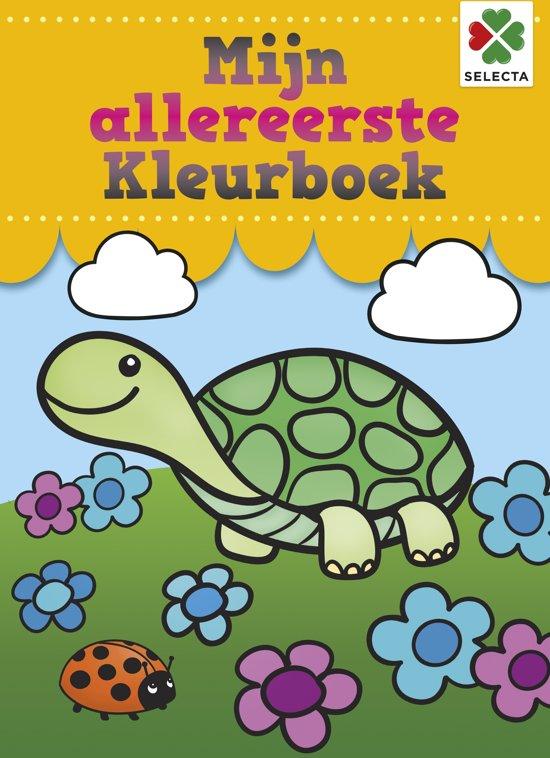 Mijn allereerste Kleurboek