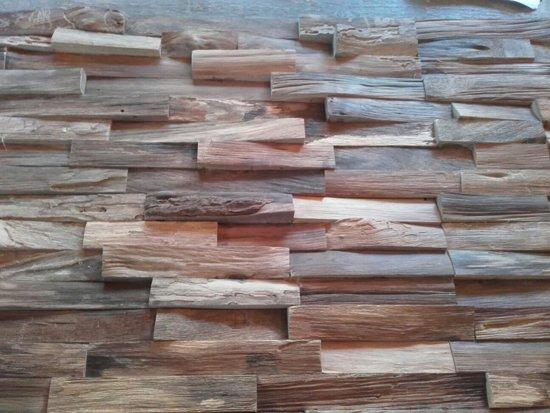 bol.com  3D wandpanelen hout History XL by Woodindustries
