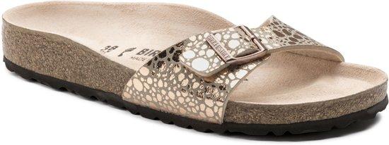 Birkenstock Madrid Dames Slippers - Copper