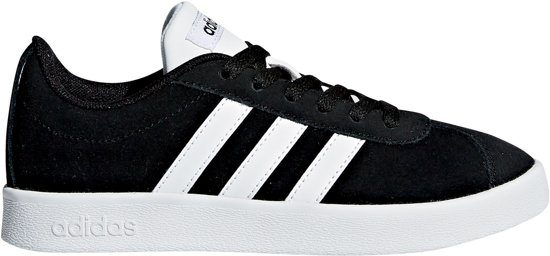 2468d005096 adidas VL Court 2.0 CMF I Sneakers Kinderen - Core Black/Ftwr White/Ftwr