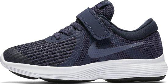 Nike Revolution 4 GS Hardloopschoenen Kinderen - Neutral Indigo/Lt Carbon-Obsid