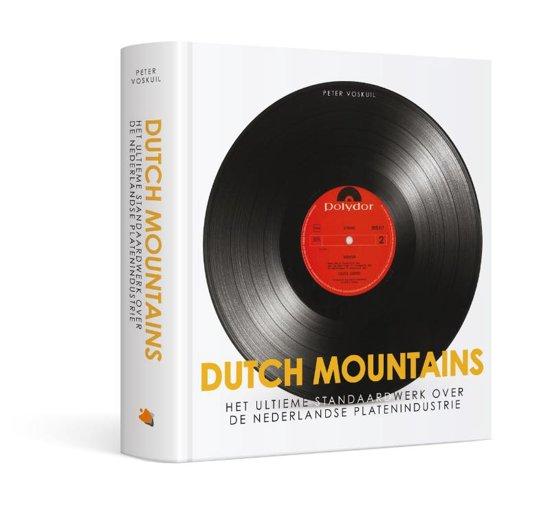 Boek cover Dutch Mountains van Peter Voskuil (Hardcover)