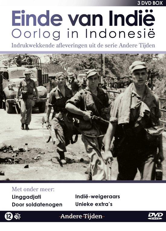Einde Van Indië - Oorlog In Indonesië
