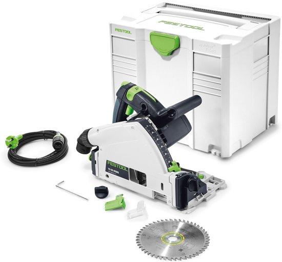 Festool invalcirkelzaagmachine ts55rebq-plus 561551