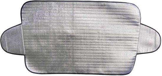 Carpoint Anti-ijsdeken Aluminium 180 X 85 Cm Zilver