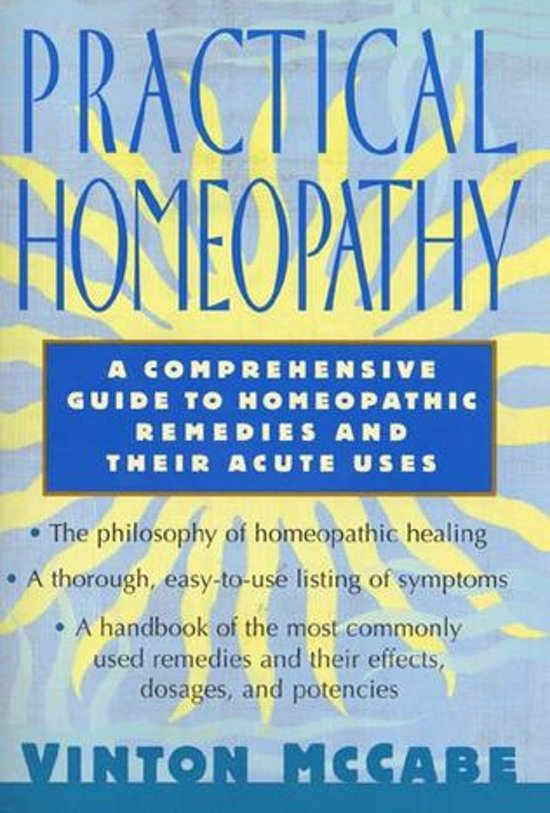 Encyclopedia Of Homeopathy Ebook