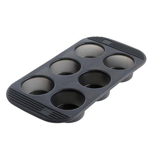 6-cups siliconen cupcake bakvorm - Mastrad
