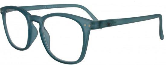 4851799943a8fb Icon Eyewear YCE215 Jibz Leesbril +1.00 - Mat oceaan blauw