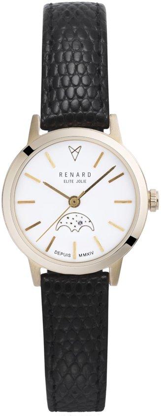 Renard Elite 25.5 Special Edition Jolie Giftset horloge  - Bruin,Zwart