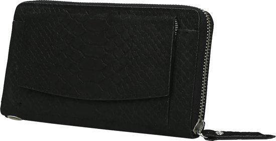 LouLou Essentiels SLB portemonnee Sugar Snake Black
