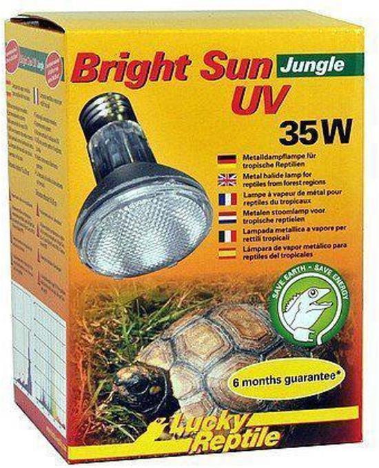 Lucky Reptile Bright Sun UV - Jungle - 35W
