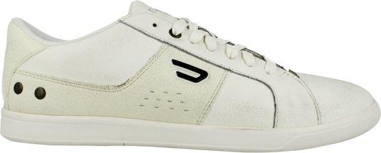 Diesel Gotcha - Chaussures De Sport - Hommes - Taille 43 - Noir, Blanc