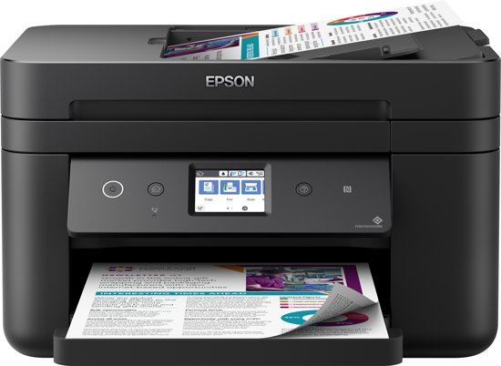 Epson Workforce Wf 2860dwf All In One Printer 4 In 1