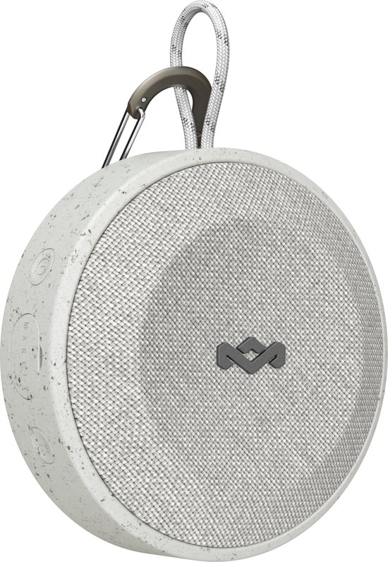 House of Marley No Bounds - Draadloze bluetooth speaker - Grey