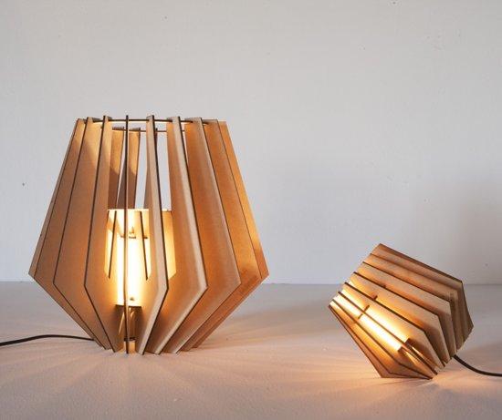 Van tjalle en jasper mini spot spot nik for Design lamp hout