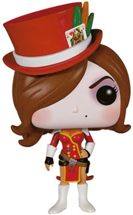 Funko: Pop Borderlands - Mad Moxxi (Limited Red Outfit) kopen