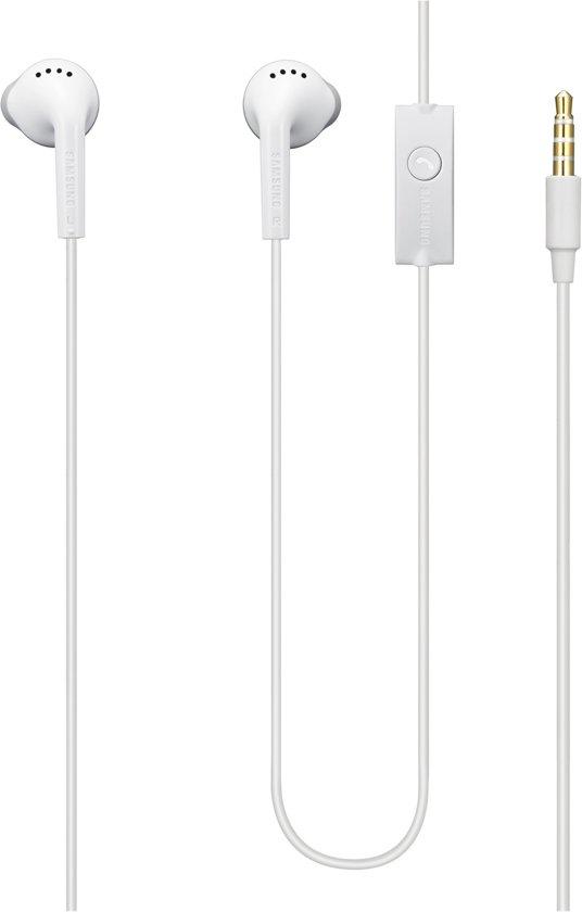Samsung EH61 oordopjes bekabeld headset als nekkoord - wit